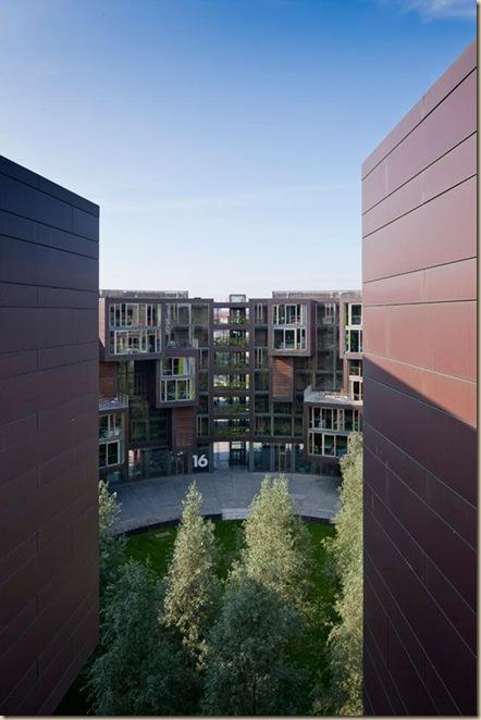Résidence Tietgen au Danemark (24)
