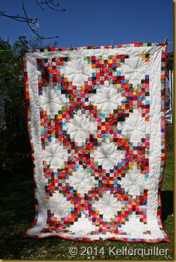 Quilt129-Irish Chain