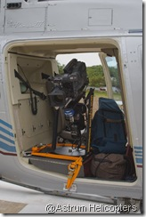 Camera on Gyro Mount