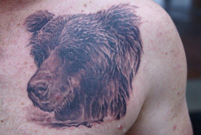 Keven's Bear