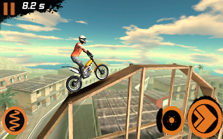 Screenshot of Trial Xtreme 2 Racing Sport 3D