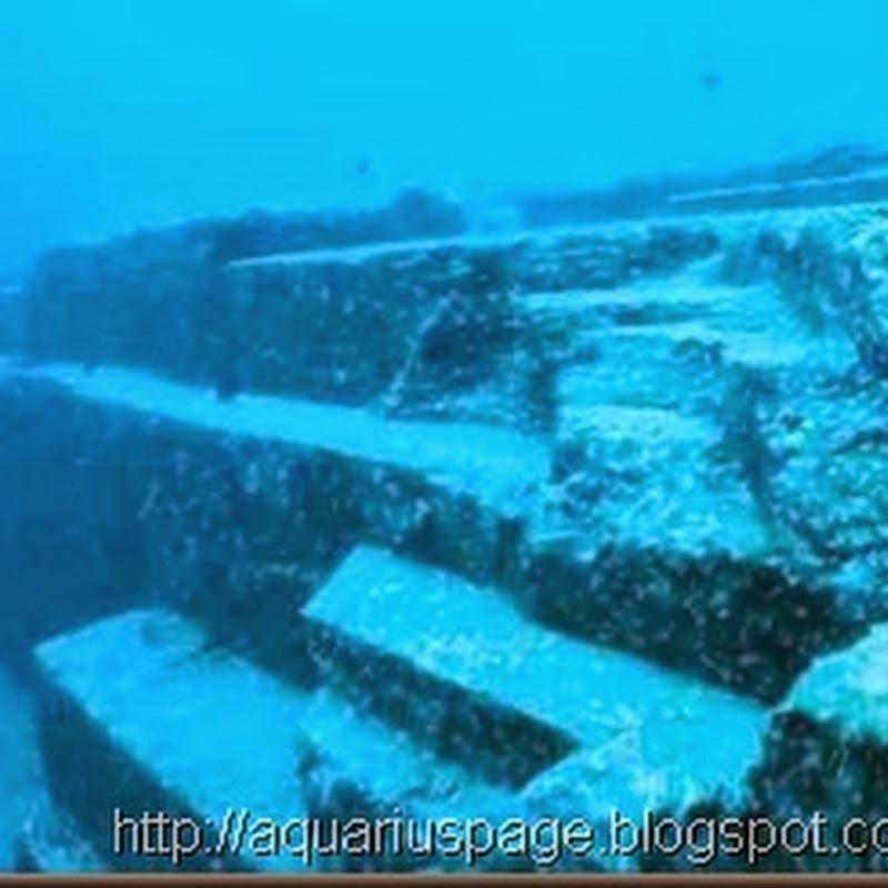 Pirâmides de 11 mil anos submersas noJapão podem confirmar Terceira Raça