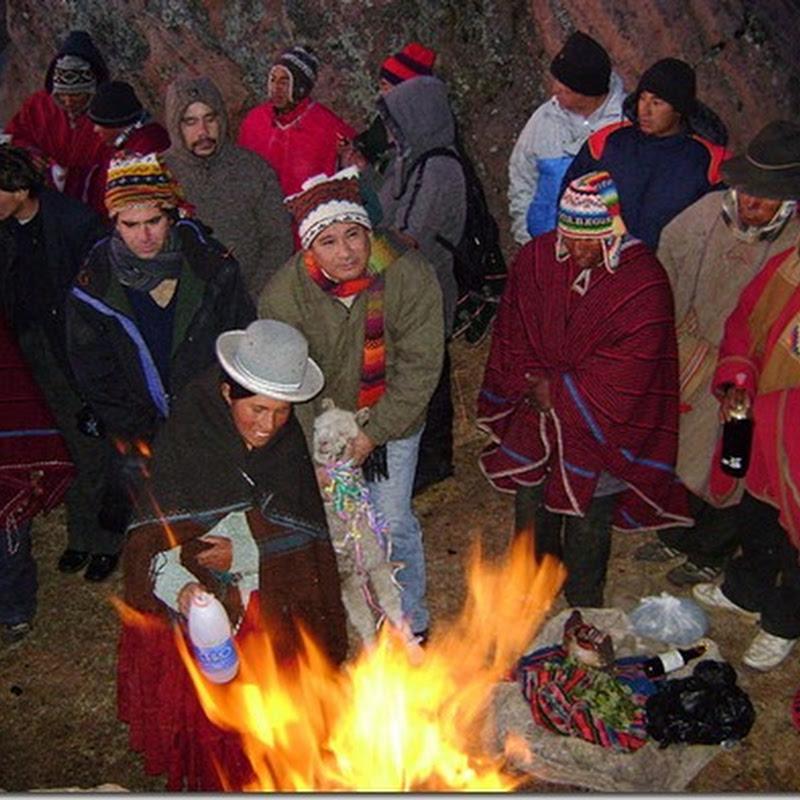 21 de junio: Año Nuevo Aymara (Bolivia)