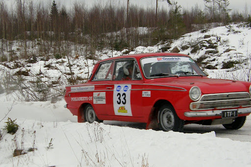 Nihti / Ford Cortina GT