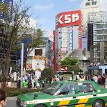 shinjuku east exit in Mitaka, Tokyo, Japan