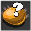 masked gold egg 100
