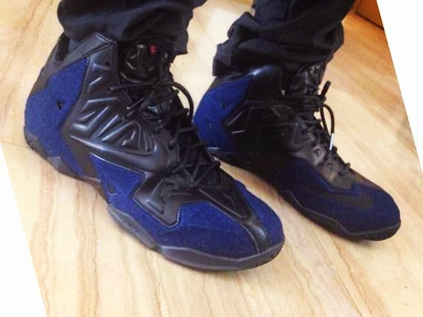 Upcoming Nike Sportswear8217s LeBron 11 EXT Denim Edition
