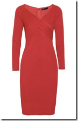 Donna Karan Stretch Crepe Dress