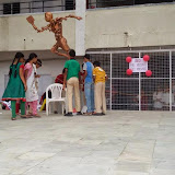 Destruction of Bastille Prison Skit @ Swarnapuri