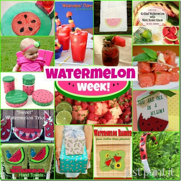 Day 3 of Watermelon Week!