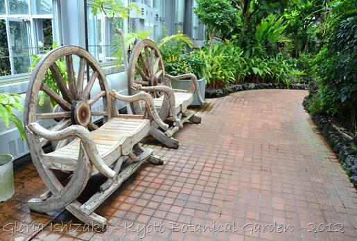 Glória Ishizaka -   Kyoto Botanical Garden 2012 - 14
