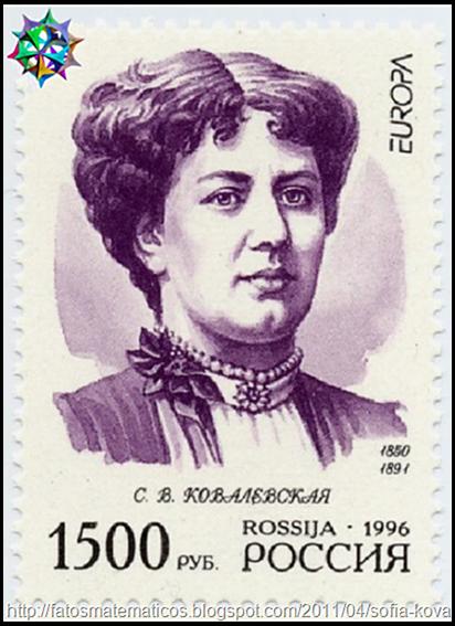 matemática em selos
