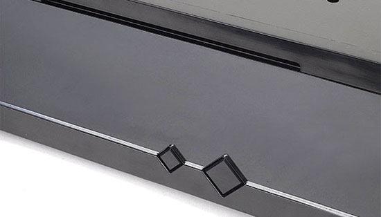 Silverstone-ML05-detalle-frontal