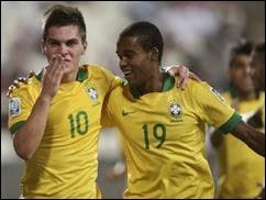 Brasil vs Rusia, Copa Mundial Sub 17-2013