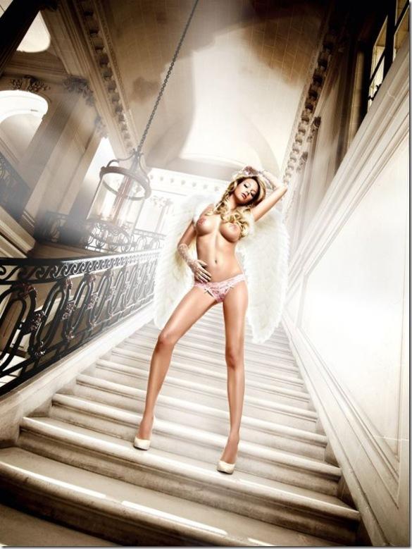 sexy mandy graff lingerie 4