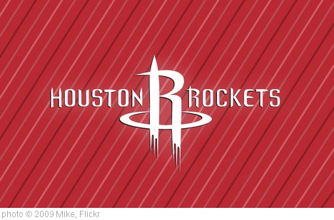 'Houston Rockets' photo (c) 2009, Mike - license: http://creativecommons.org/licenses/by-sa/2.0/
