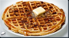 Pecan Waffle is a must!