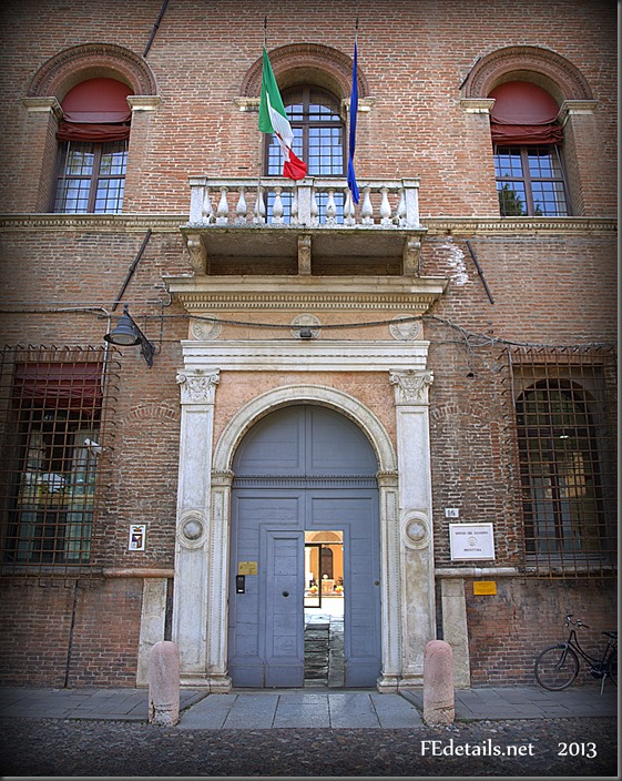 Palazzo Giulio d'Este, foto3 - Giulio d'Este Palace, photo3