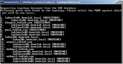 Lync - TPV - menu