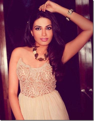 Actress Kavya Shetty Hot Portfolio Photo Shoot Stills