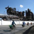 Индустриальный пейзаж.