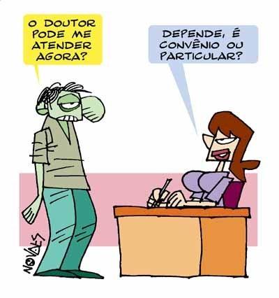 A saúde em Patrocínio-MG está assim...