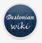 Destonian Wiki logo