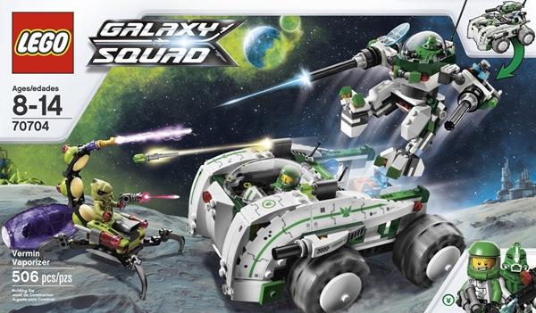 Galaxy Squad 1