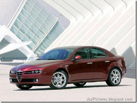 Alfa Romeo 159 (2005)2