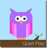 Quiet Play Wise owl