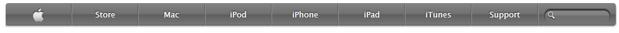apple-navigation-menu