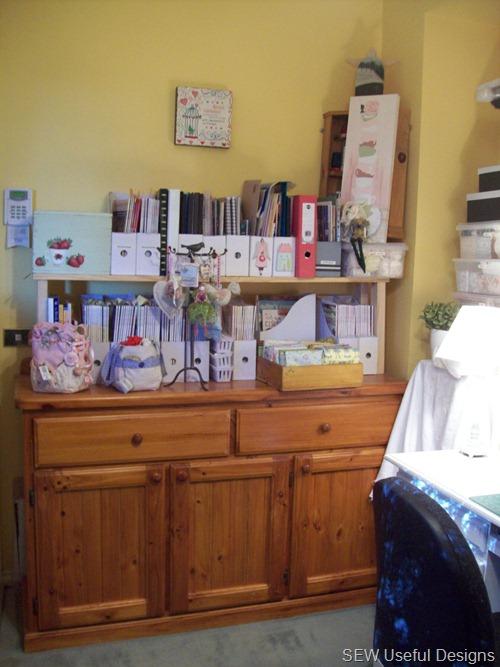 Studio cabinet