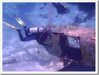 Exuma Sea Park Dive 222