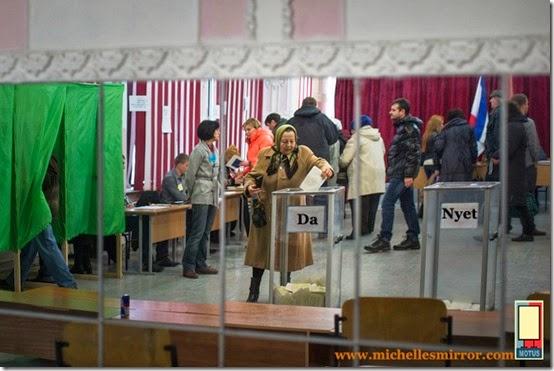 voting copy