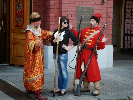 Costume rusesti