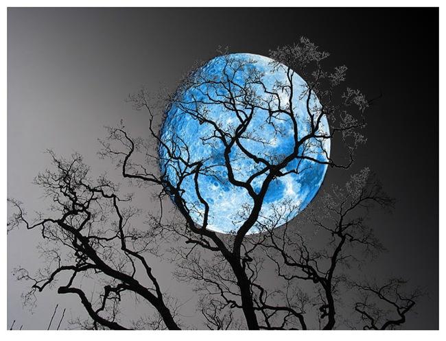 Αν δείτε σήμερα το φεγγάρι μπλε, επισκεφθείτε οφθαλμίατρο…