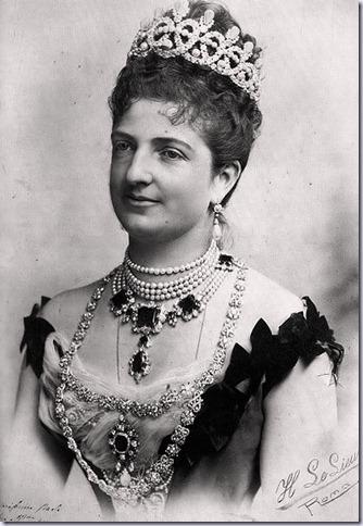 Reina de Italia Margarita de Saboya
