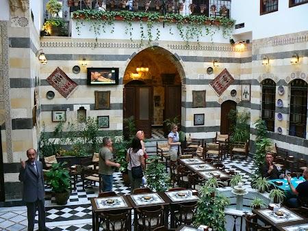 6. Restaurant din Damasc.JPG