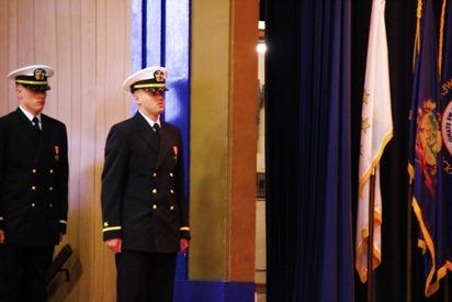 Mark Navy OCS Grad 8