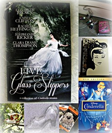 Five Glass Slippers Prize Pack (1)
