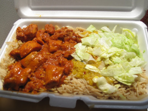 Chicken Tikka Masala from Desi Food Truck