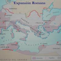 00.- Mapa del Imperio Romano