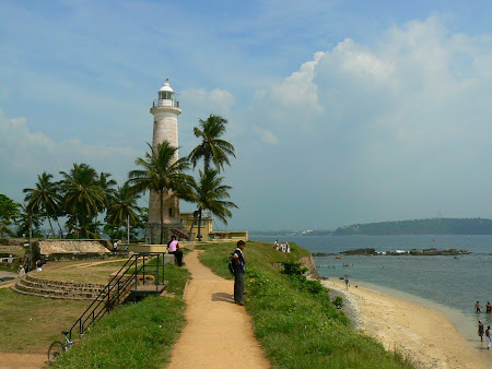 Sights of Galle: The lighthouse