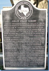 7366 Texas, Corsicana - TX-31 East - Collin Street Bakery