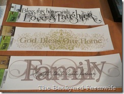 Dollar Tree Inspiration - The Backyard Farmwife