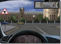 لعبة القيادة