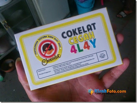 Chocodot Coklat Cegah 4l4y Kisah Foto_01