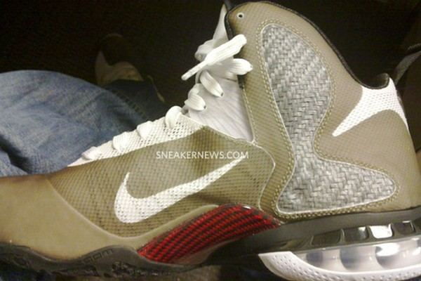 Leaked Nike LeBron 9 in new Sample Colorway Finally