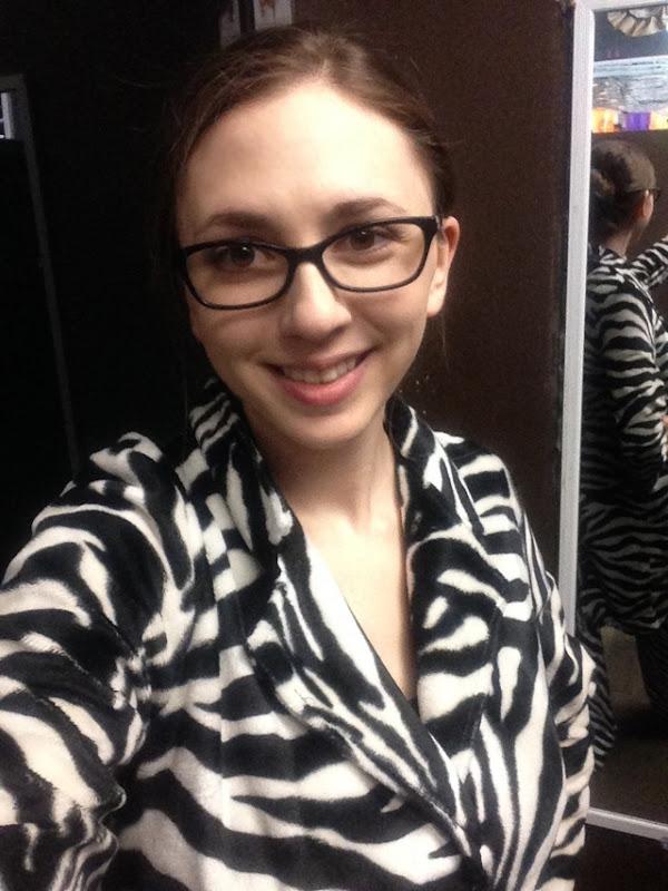 thriftscorethursday zebra costume