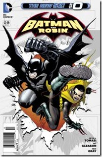 BATMAN AND ROBIN 0